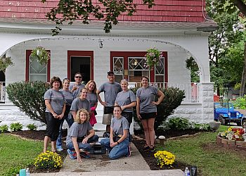 Dewitt Headquarters Participates In Neighborhood Revitalization Project