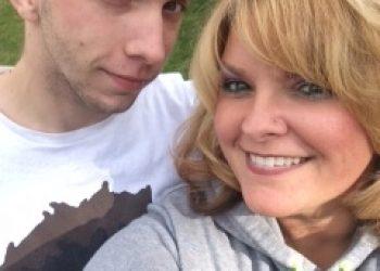 Selfie of Couple