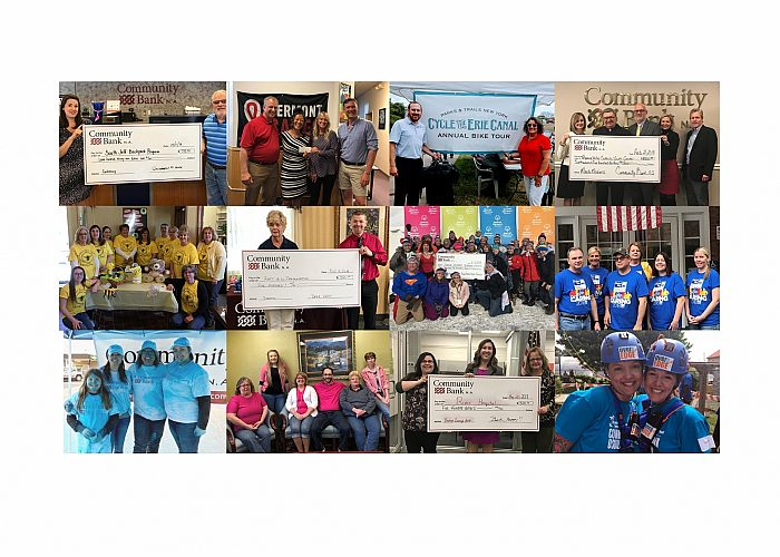 CBNA Collage of Investing In Community 4