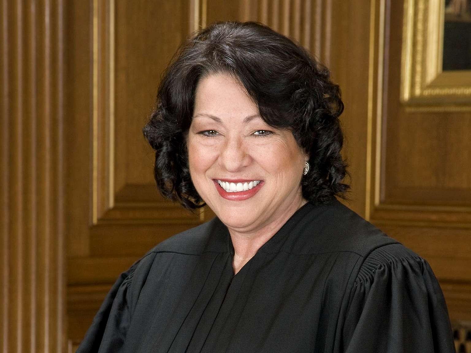 Sonia Sotomayor Web